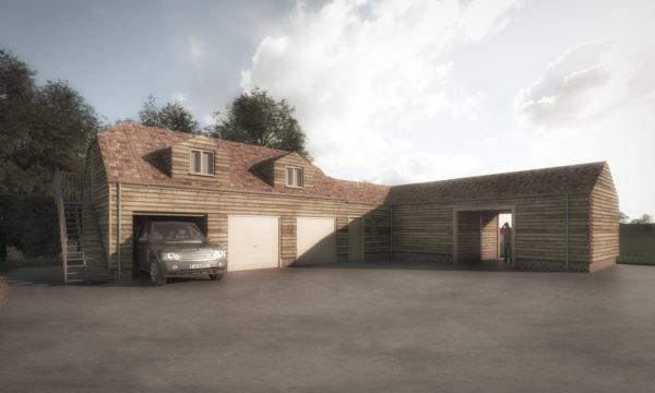 Silk Hay Cottage Exterior
