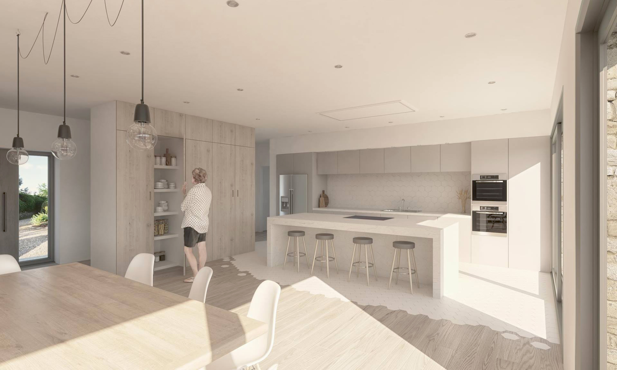 meadowbank kitchen design