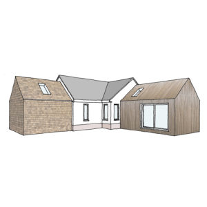 Bungalow Conversion Riding Mill Northumberland