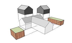 Bungalow Conversion Sketch Concept