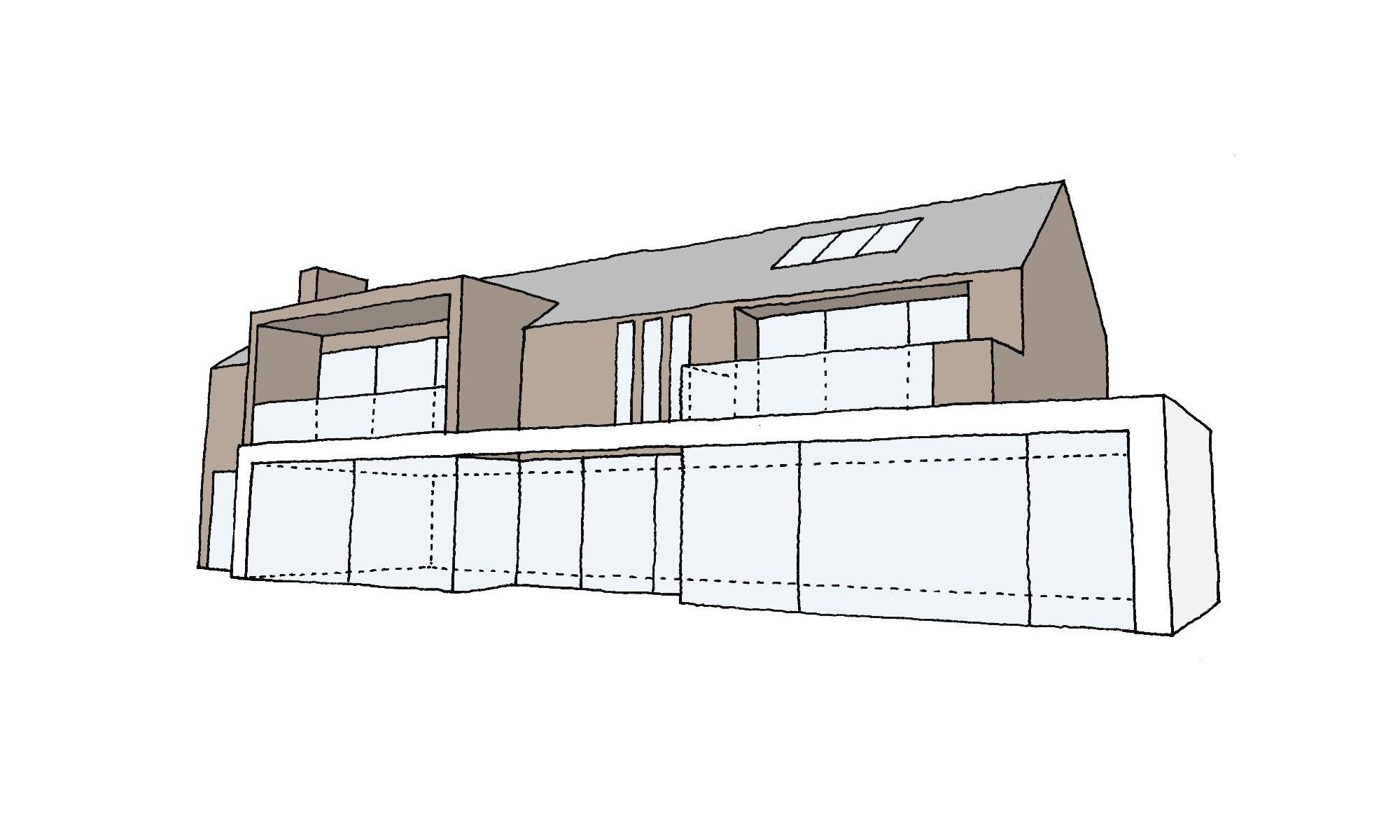 New Build House Durham