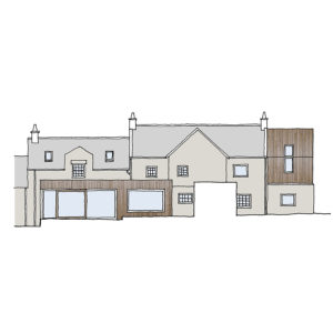 Gable House planning Permission North East