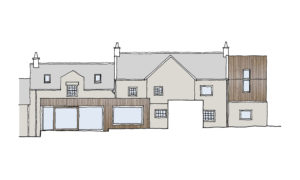 PLANNING PERMISSION GRANTED GABLE HOUSE