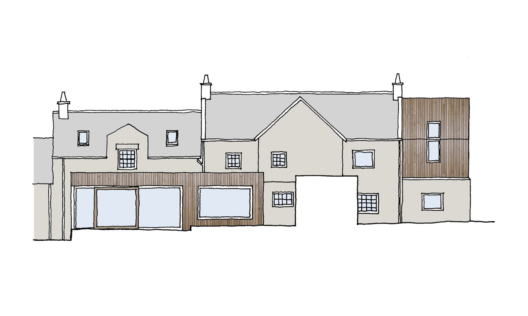 PLANNING PERMISSION GRANTED HEATHERDEN HOUSE
