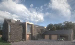 Coldwell Farm New Build Durham