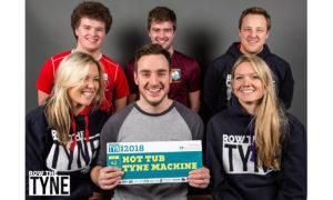 Row The Tyne North East Team photo