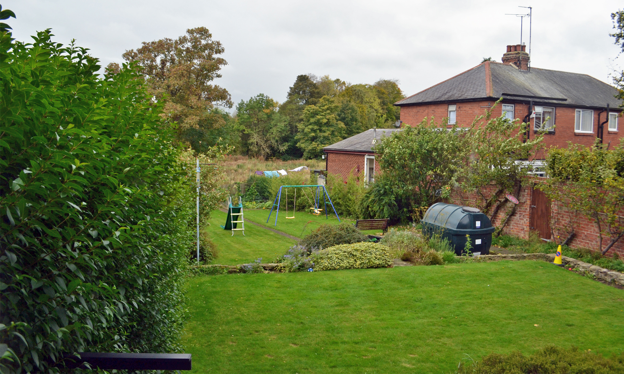 Grange Road Site photo 2