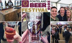 Ponteland beer festival