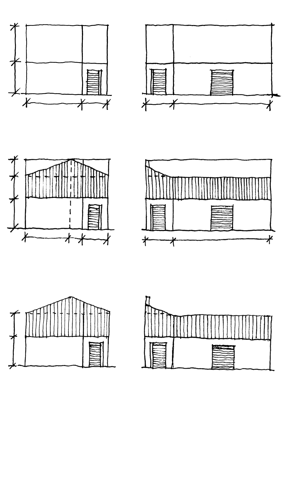 CONSETT WORKS SKETCHES