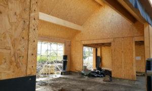 New Build Progress Internal