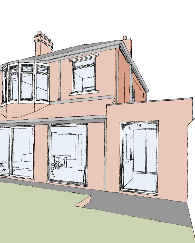 Extension Tynemouth