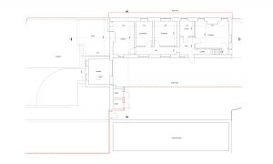 The Mews Existing Plans