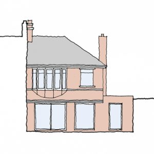 Tynemouth Extension Planning Approval