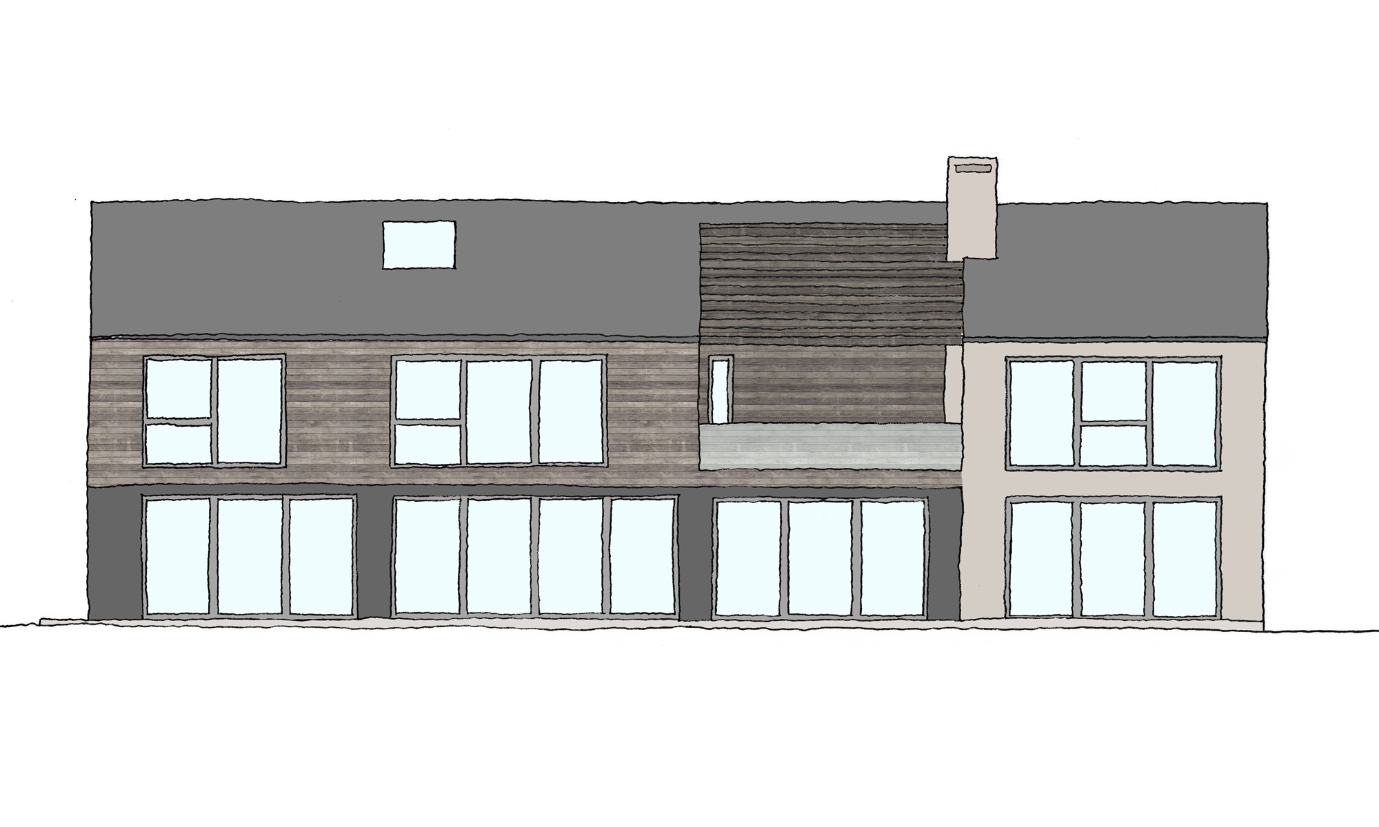 Coldwell Burn Planning Approval