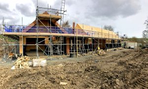 New Build Site photo