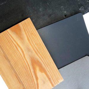 Material Palette Quartet