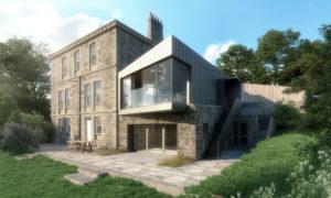 River House Extension Berwick