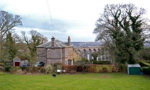 River House Berwick Up Tweed Site Photo