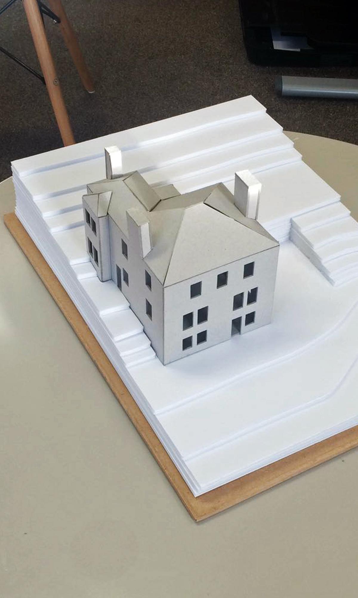 River House Model