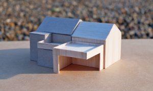 Cottage extension model