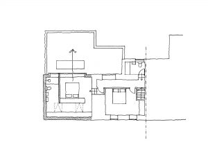 COTTAGE EXTENSION CONCEPT SKETCH