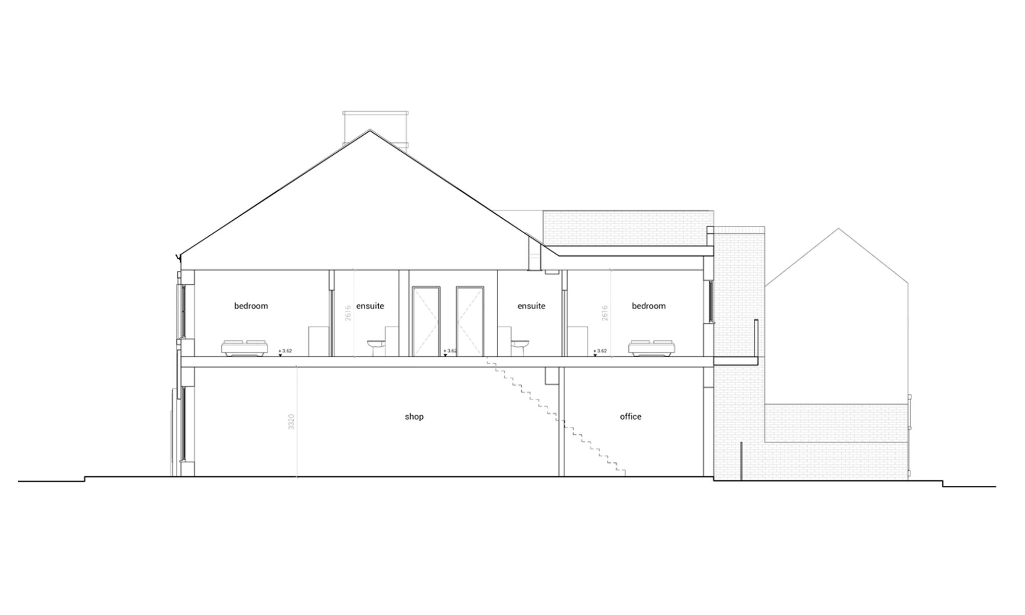 VICUS PROPOSED ELEVATION