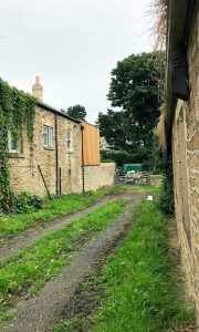 THE MEWS EXTENSION PROJECT PROGRESS PIC