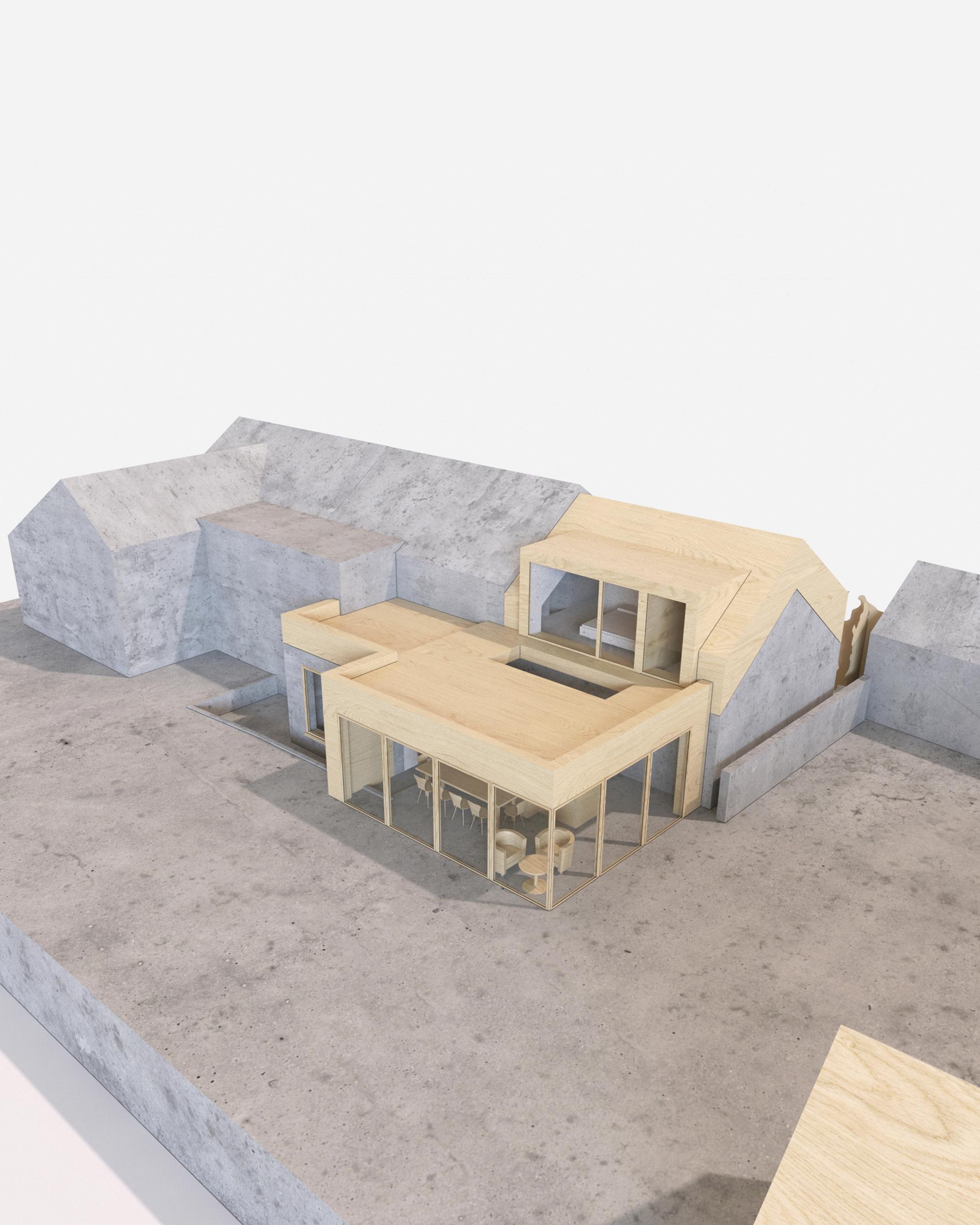 West Cottage Extension