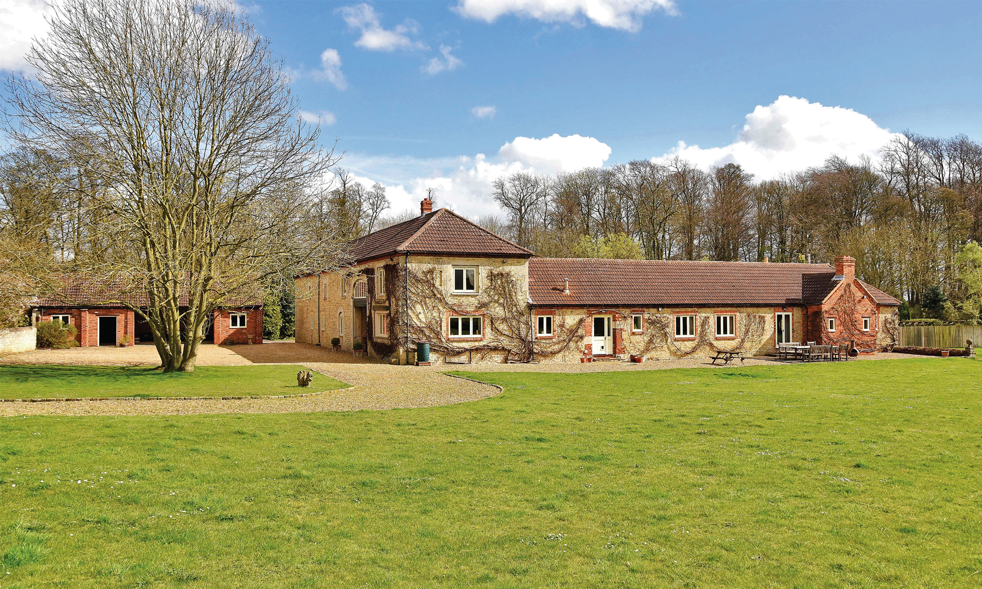 Barn Renovation Rutland East Midlands
