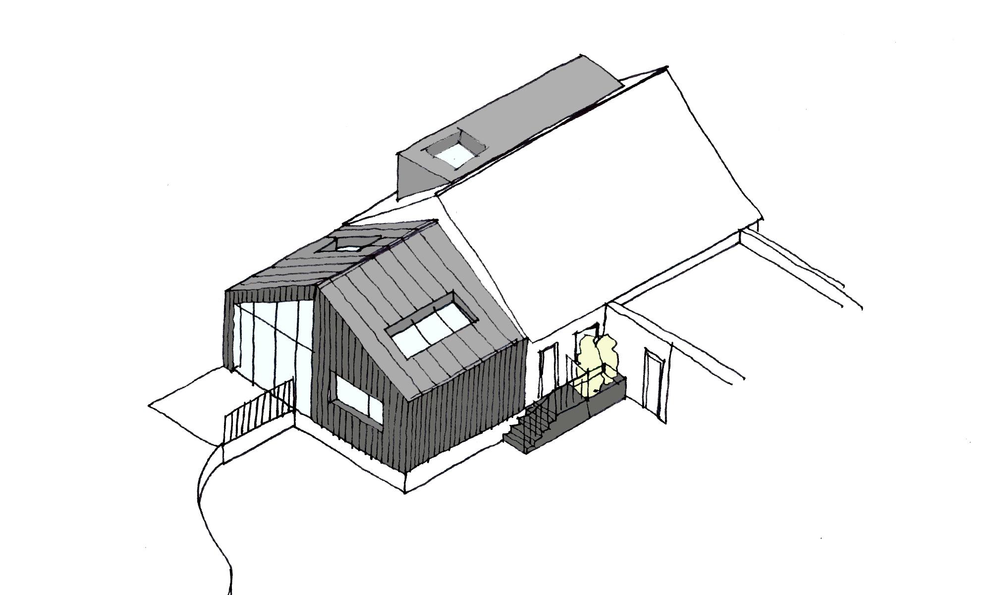 Loft Conversion Hexham