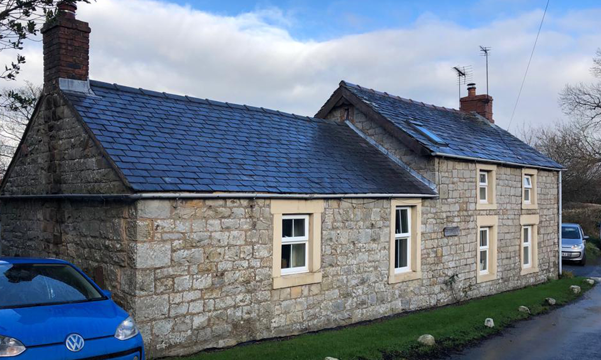 Cottage Extension Project Cumbria