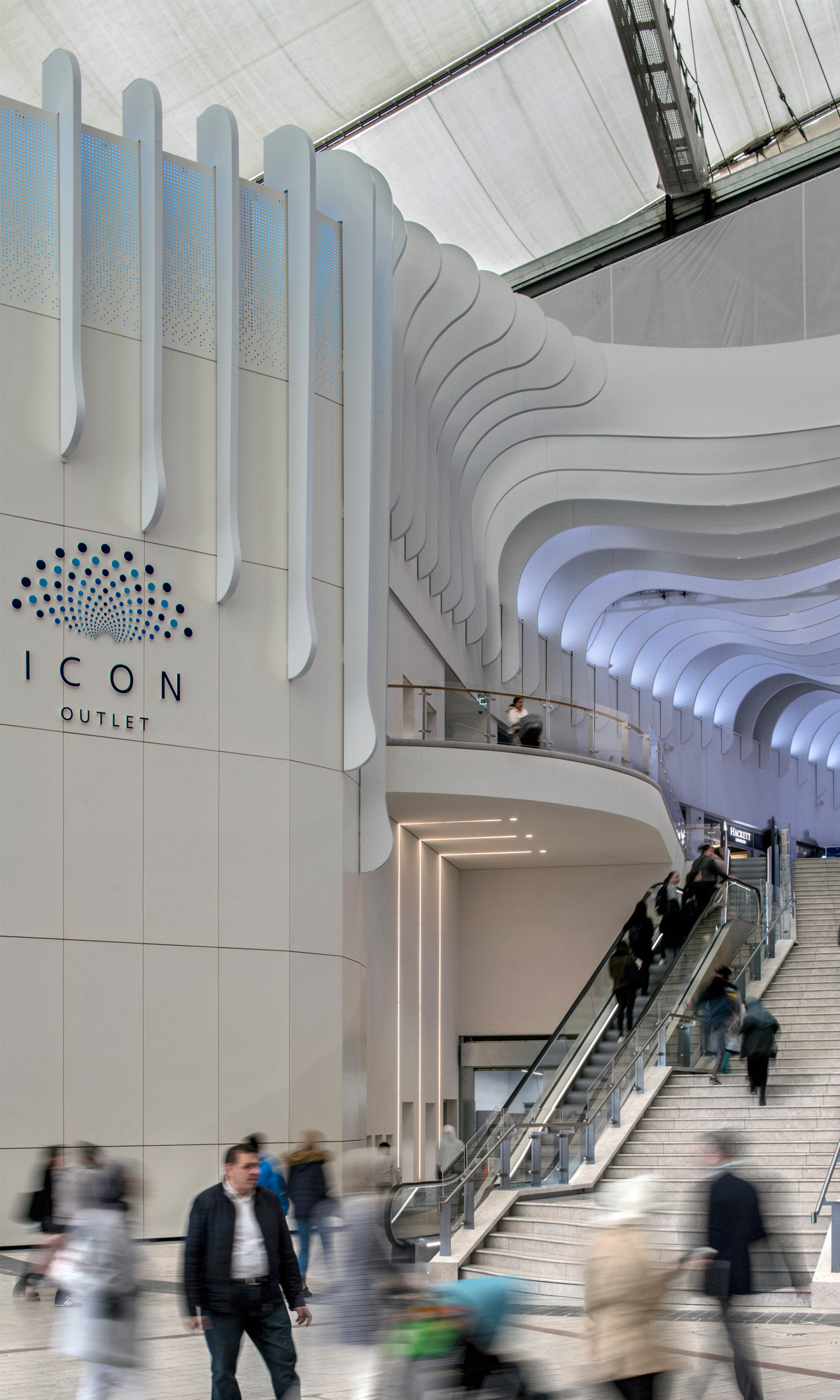 Icon Outlet The O2