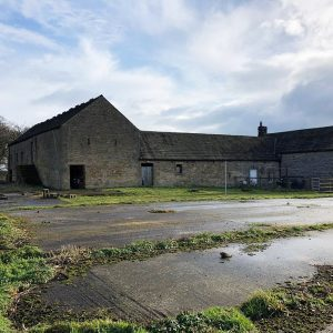 Grade 2 listed barn conversion