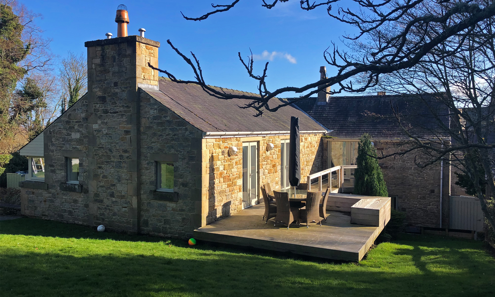 Country House Northumberland