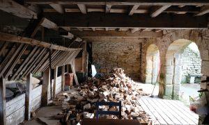 Grade II Barn Conversion Site Photo