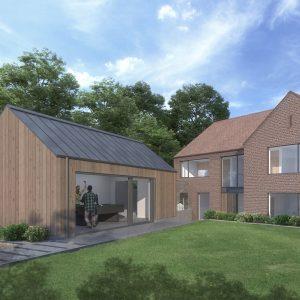 New Build House Gateshead