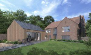 New Build House Gateshead Planning