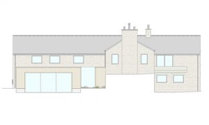 Timber Clad Extension Northumberland