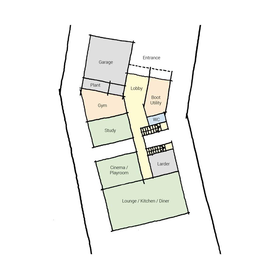 New Build Scheme Darras Hall