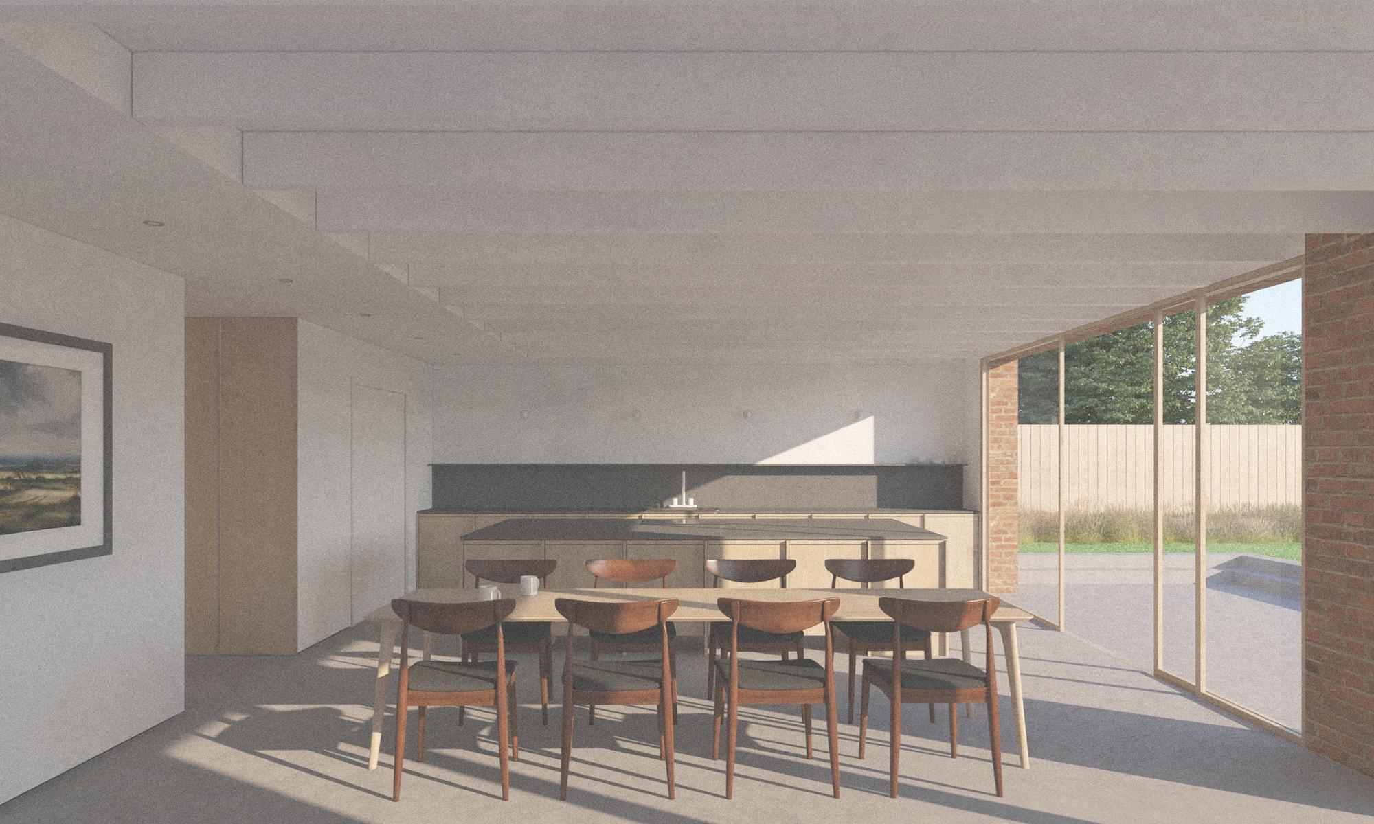 Kitchen Design New Build Ponteland