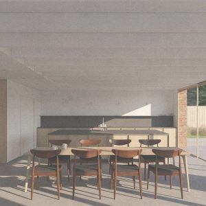 Kitchen Design for New Build Project