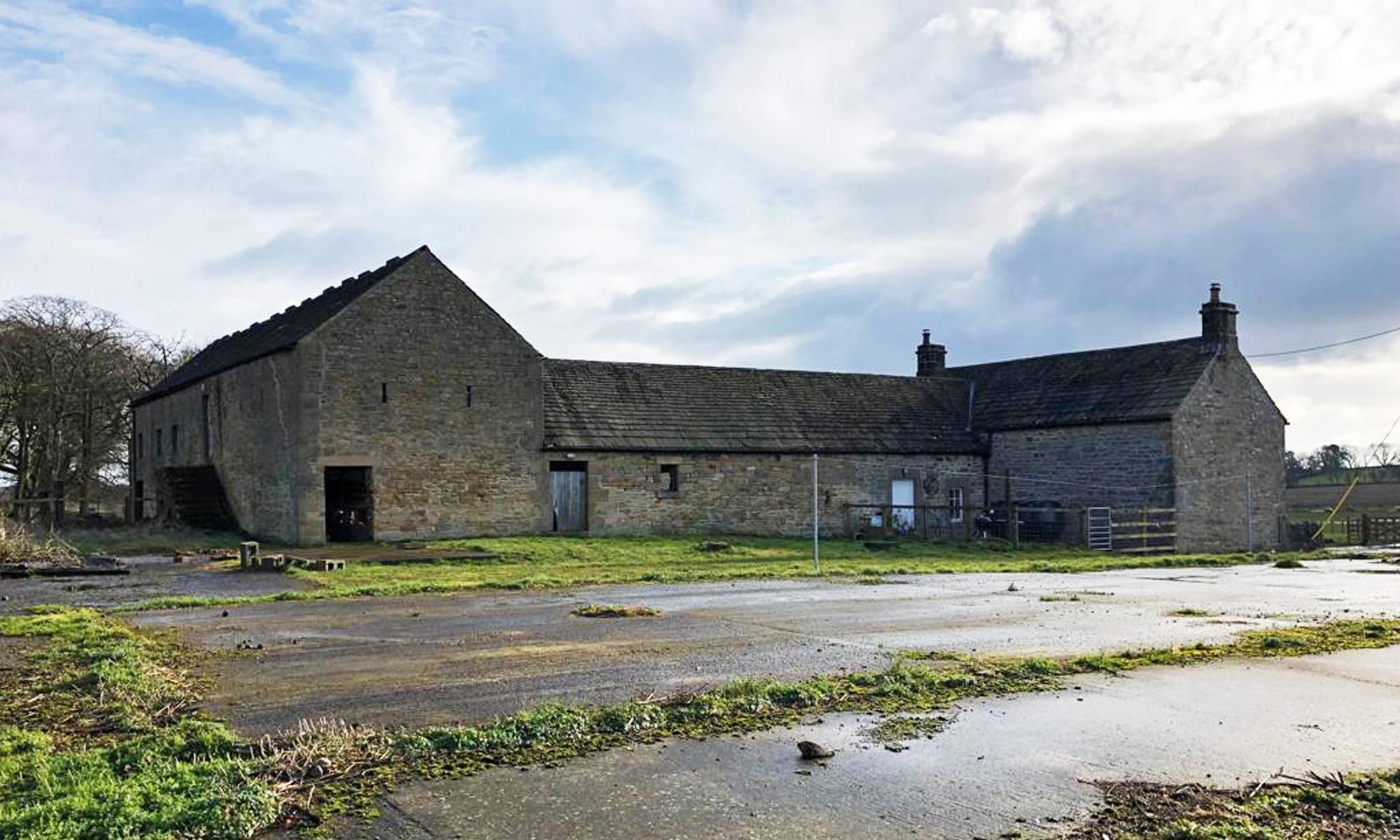 Grade II Listed Barn Conversion