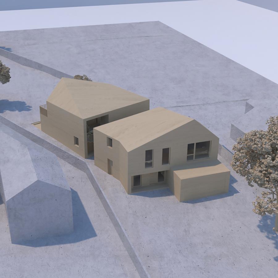 New Build Model Concept