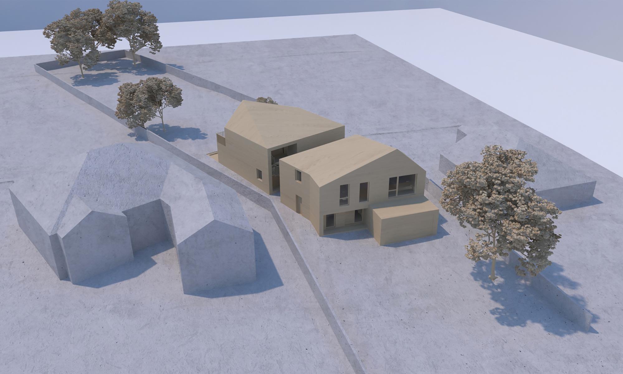 New build model concept 3