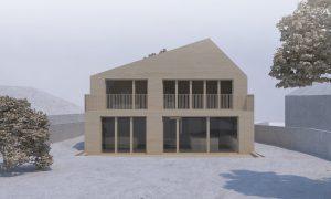 New build model concept 4