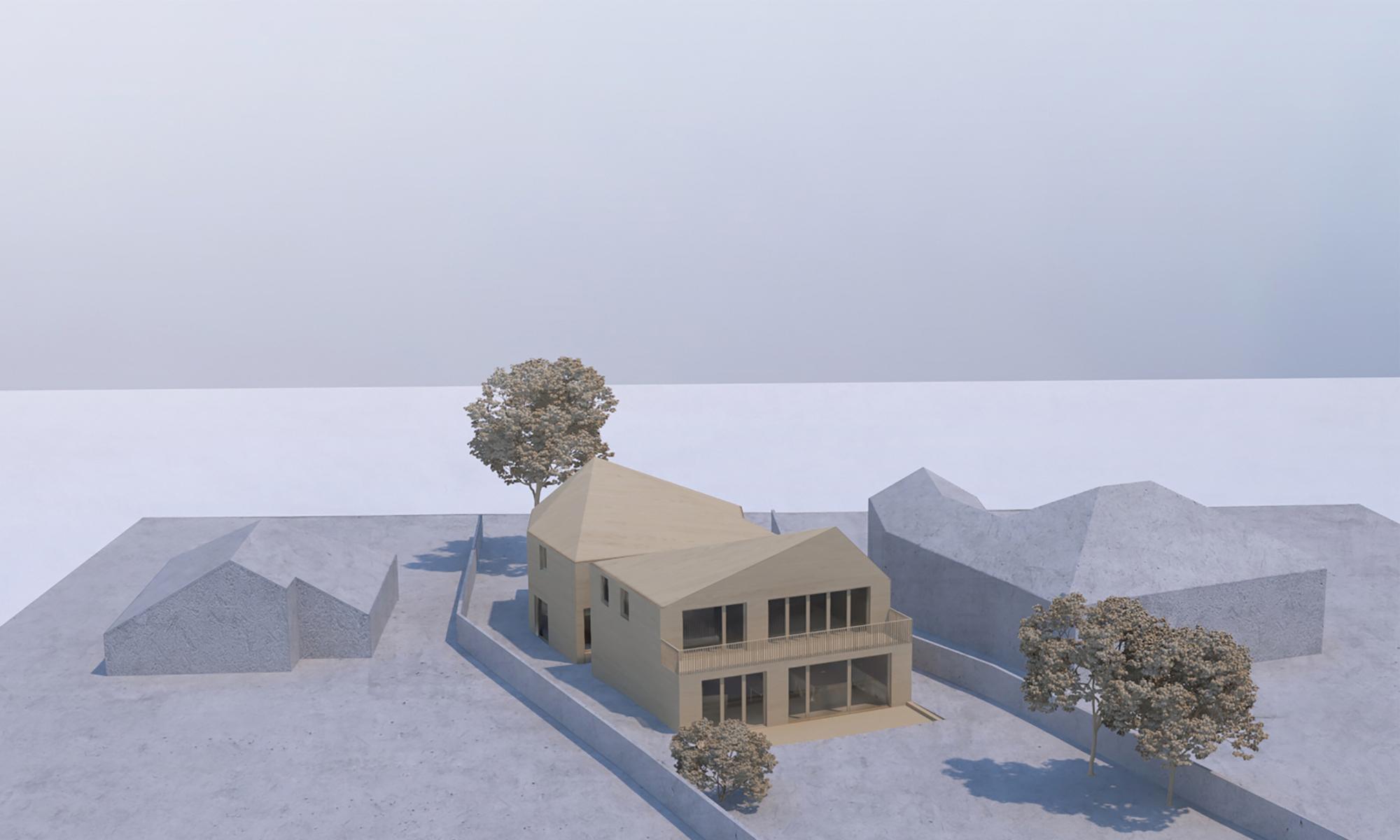 New build model concept 5