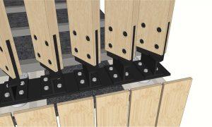 timber fin balustrade detail-2