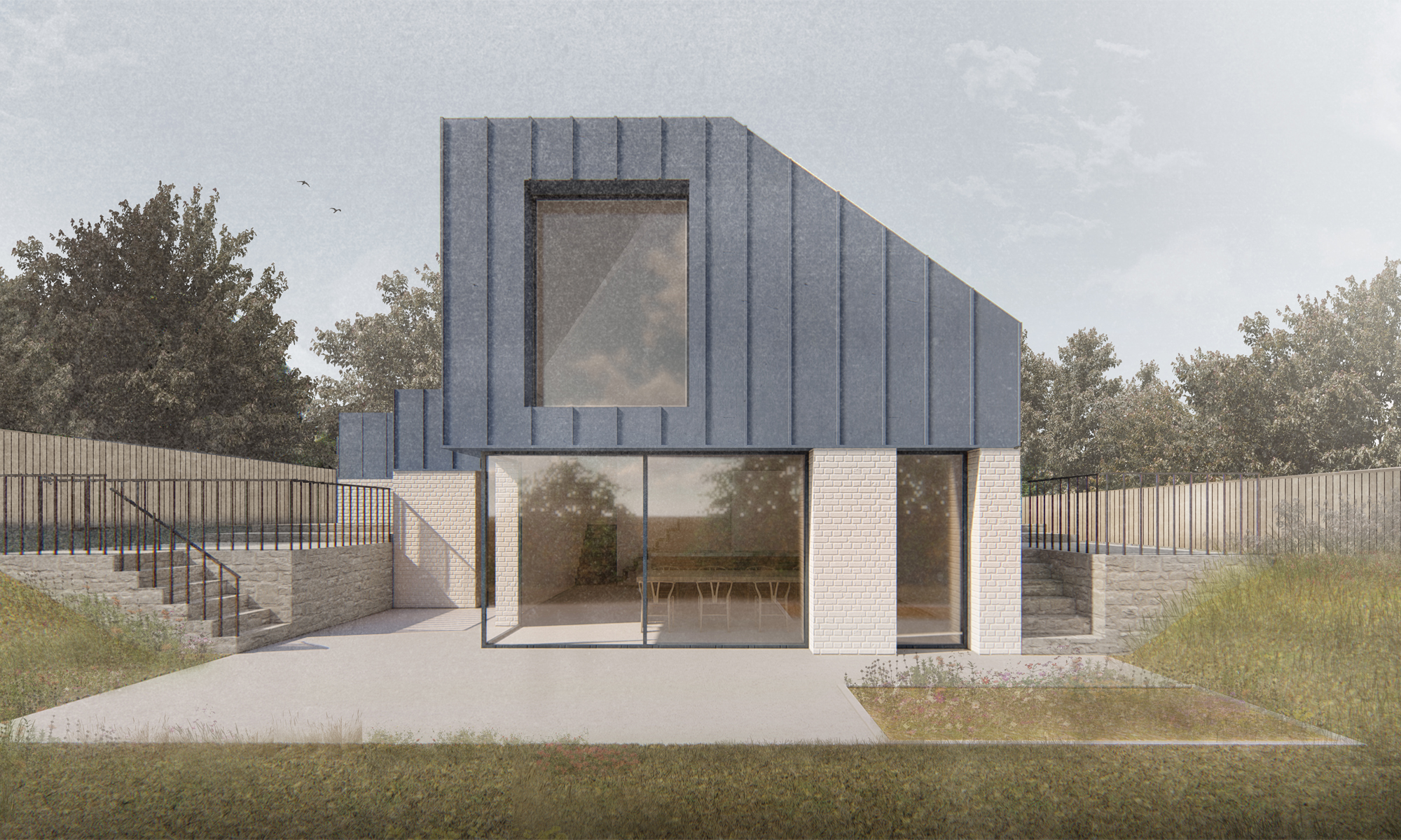 Blue Zinc Extension