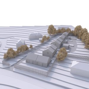 Design Concept For Housing Development