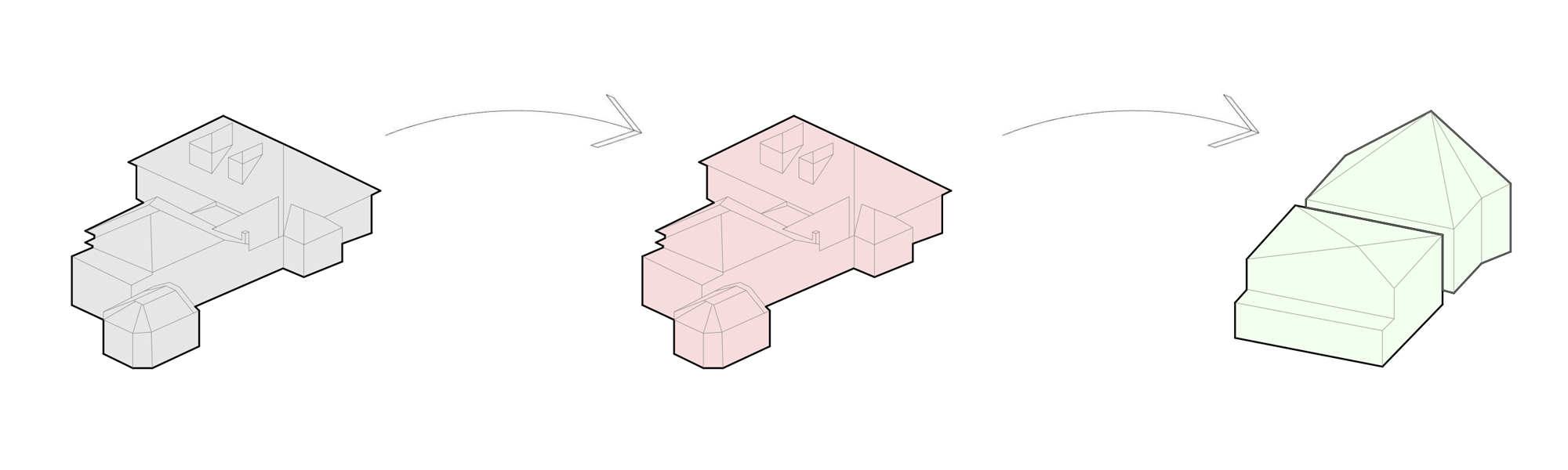 Split House Concept
